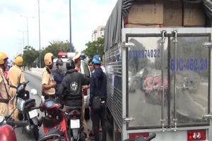 'Đại án cả tấn ma túy': Lại chở ma túy bằng xe tải trên phố Sài Gòn