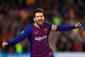 Hãy trao ngay Quả bóng vàng 2019 cho Messi