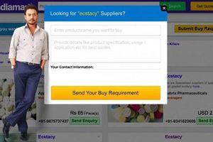 IndiaMart - Trang thương mại điện tử Ấn Độ bị cáo buộc buôn ma túy