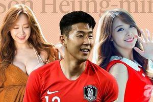 Son Heung Min và những mối tình với mỹ nhân xứ Hàn