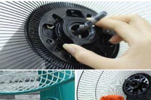 6 lỗi thường gặp trên quạt điện và cách khắc phục đơn giản