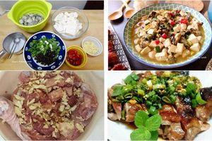 Tổng hợp 5 món ngon ngất ngây 'đổi gió' cho bữa cơm gia đình