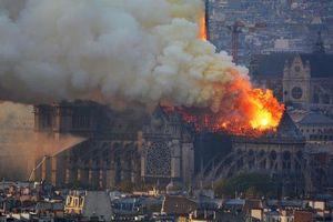 Xác định nguyên nhân ban đầu gây ra vụ cháy Nhà thờ Đức Bà Paris