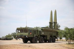 Công ty Israel phát hiện vị trí tên lửa Iskander của Nga ở Syria