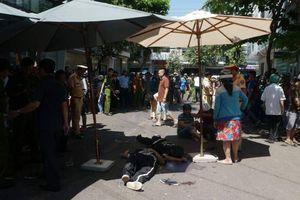 Bắt tạm giam đại gia lái Lexus biển tứ quý 6 đâm đoàn đưa tang ở Quy Nhơn