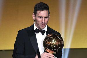 Rivaldo: Messi xứng đáng nhận QBV thứ 6