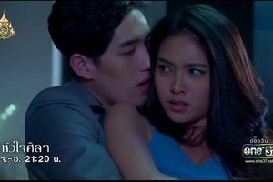 Tập 13 'Con tim sắt đá': Khán giả bức xúc trước cảnh nóng của Kwan và Sila, liệu trả thù có nhất thiết phải dùng cách này?