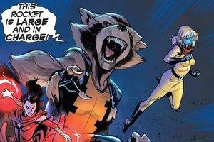 Rocket Raccoon sẽ nhận được đợt tăng sức mạnh đáng kể từ Marvel