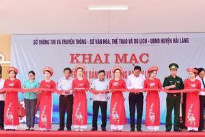 Quảng Trị: Triển lãm 'Hoàng Sa, Trường Sa của Việt Nam - Những bằng chứng lịch sử và pháp lí'