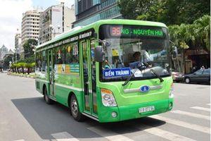 TP.HCM: Vé xe buýt tăng thêm 1.000 đồng từ ngày 1/5