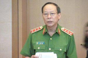 Thượng tướng Lê Quý Vương giải trình vụ ông Nguyễn Hữu Linh sàm sỡ bé gái?