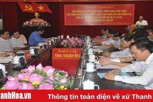 Học tập, quán triệt các nghị quyết, chỉ thị, kết luận, quy định của Bộ Chính trị, Ban Bí thư (khóa XII) và của Tỉnh ủy