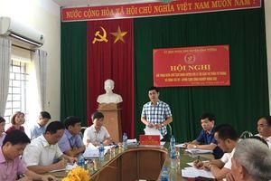 Vĩnh Phúc: Vĩnh Tường đối thoại với 21 hộ dân thị trấn Tứ Trưng giải quyết vướng mắc giải phóng mặt bằng Cụm công nghiệp Đồng Sóc