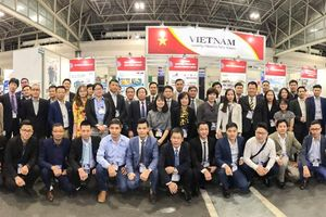 26 doanh nghiệp Việt tham gia triển lãm công nghiệp hàng đầu Nhật Bản