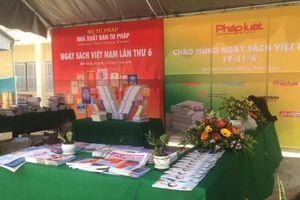 Cùng Báo Pháp Luật Việt Nam khơi dậy niềm đam mê tại Ngày sách Việt Nam lần thứ 6