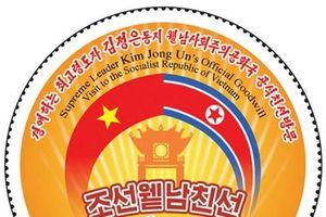 Triều Tiên phát hành mẫu tem kỉ niệm chuyến thăm Việt Nam của Chủ tịch Kim Jong-un