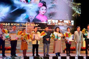 Vở kịch 'Tiên Nga' đoạt giải nhất Giải thưởng Văn học nghệ thuật TP HCM