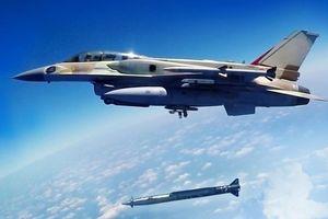 Tên lửa Rampage-Cuồng nộ Israel đang gây sốc ở chiến trường Trung Đông