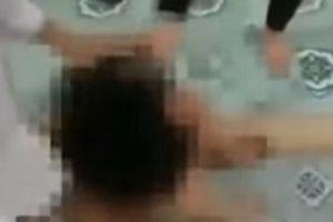 Nữ sinh bị đánh hội đồng ở Hưng Yên đi học trở lại