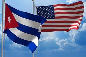 Quan hệ Mỹ - Cuba lại chứng kiến thêm một bước lùi