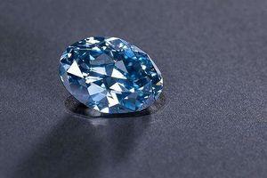 Ra mắt viên kim cương xanh 'đẹp không tì vết'