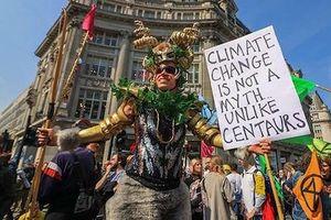 Trỗi dậy phong trào 'chống hủy diệt' môi trường khắp châu Âu
