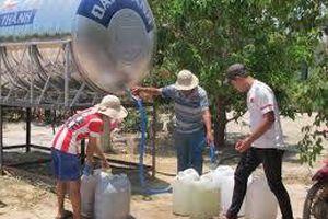 Bình Thuận: Gần 700 hộ dân xã Hồng Liêm thiếu nước sinh hoạt