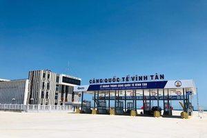 Khánh thành Cảng biển quốc tế Vĩnh Tân ở Bình Thuận