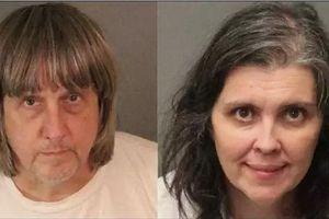 Cặp vợ chồng Mỹ lãnh án vì bỏ đói và tra tấn con cái