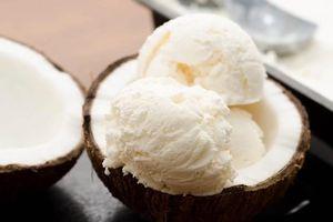 Cách làm kem dừa thanh mát giải nhiệt cho gia đình ngày nóng