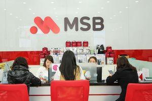 Ngân hàng MSB lùi kế hoạch IPO, niêm yết trong quý III