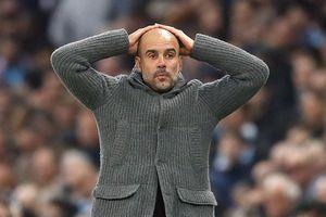 Man City sắp mất cả mùa giải vì Tottenham