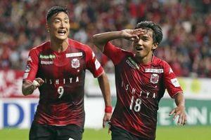 Chanathip lừa thủ môn khéo léo trước khi ghi bàn tại giải Nhật Bản