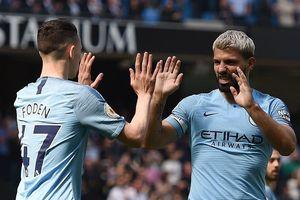Tottenham thua Man City: Khi thần may mắn ngoảnh mặt