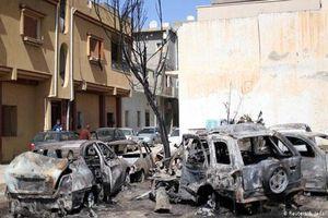 Số người thiệt mạng tăng cao do xung đột tại Libya diễn biến phức tạp