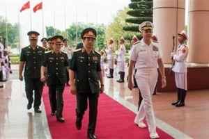 Quan hệ quốc phòng Việt–Mỹ: Một trong những trụ cột song phương