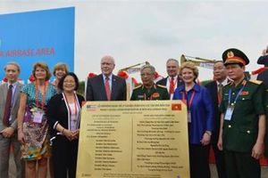 Việt Nam–Hoa kỳ khởi động dự án Xử lý ô nhiễm dioxin