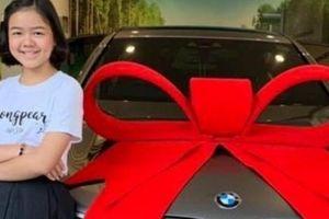 Cô bé 12 tuổi sắp mua xe sang BMW bằng tiền tự kiếm khiến nhiều người 'choáng'