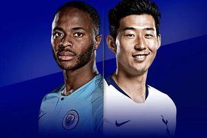 Tottenham lại phá tham vọng của Man City?