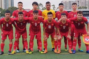 U18 Việt Nam và U18 Myanmar chia điểm không bàn thắng