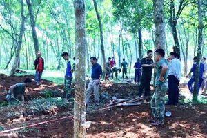 Quảng Trị phát hiện sáu hài cốt liệt sĩ tại Cam Lộ