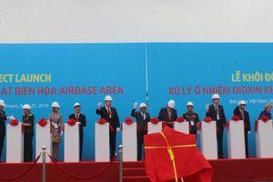 Khởi động dự án xử lý nhiễm độc dioxin ở Sân bay Biên Hòa