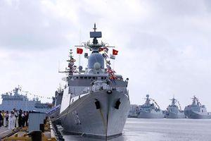 Hải quân Trung Quốc có bao nhiêu hạm đội và hoạt động ở đâu?