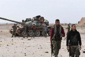 IS sát hại hàng chục binh sĩ quân đội chính phủ Syria