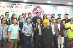 Ra mắt Câu lạc bộ từ thiện 'Chung một trái tim - Nghệ sĩ và Doanh nhân'