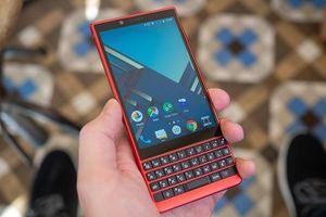 BlackBerry KEY2 thêm phiên bản đỏ, giá 699 USD