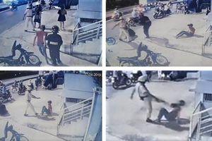 Hai thanh niên bị CSGT chĩa súng, đánh là 'quái xế'