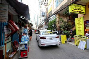 Những con hẻm 'bé tin hin' ở Nha Trang