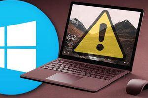 Bản cập nhật tháng Tư của Windows 10 gây nhiều hiện tượng lạ