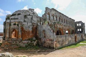 Cận cảnh công trình ở Syria truyền cảm hứng cho Nhà thờ Đức Bà Paris